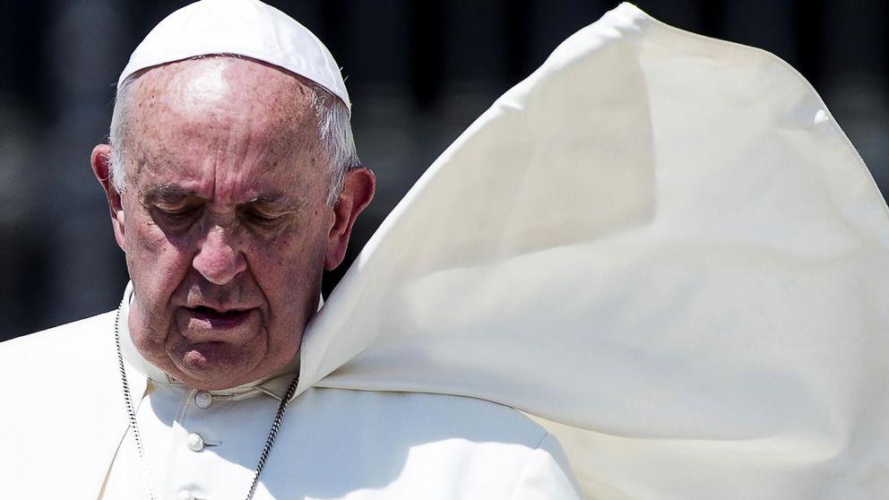 El papa Francisco recibe en el Vaticano a las víctimas españolas de niños robados