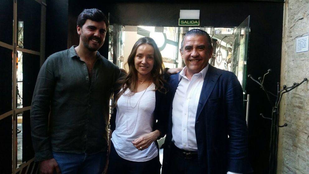 Isabel Gemio, Lomana, Raphel y otros famosos en los Premios Escaparate 2017