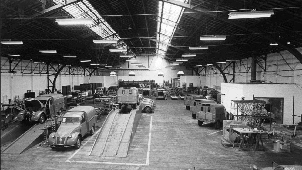 Foto: Fábrica de Vigo, 60 años de éxitos