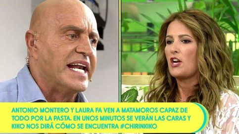 Kiko Matamoros amenaza a Laura Fa tras protagonizar la bronca del verano
