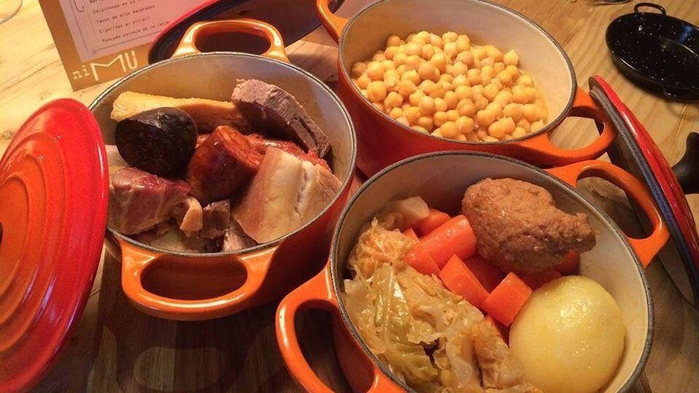 El cocido madrileño de los miércoles en niMÚ