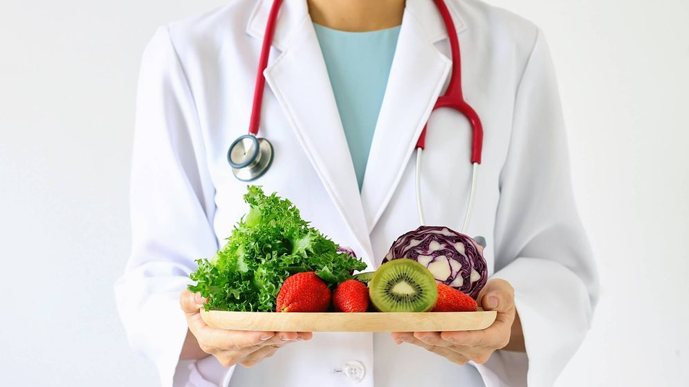 Foto: Alimentos ricos en antioxidantes. (iStock)