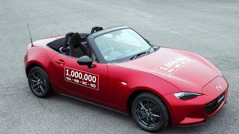 Mazda ha triplicado sus ventas en España desde 2012