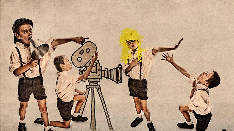 Actividades para niños en Madrid: taller de cortometrajes al estilo Hollywood