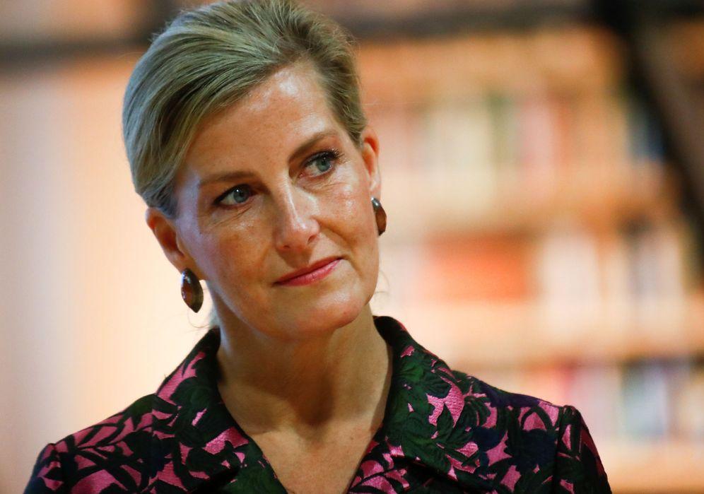 Foto: La condesa de Wessex. (Reuters)