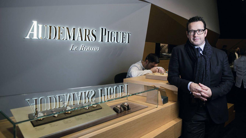 Foto: François-Henry Bennahmias, CEO de Audemars Piguet.