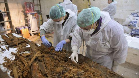 Las momias de la cripta de Cervantes retrasan su apertura al público