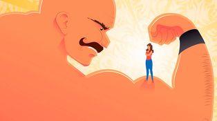 'Machorragia', la palabra que define la actitud machista más extendida