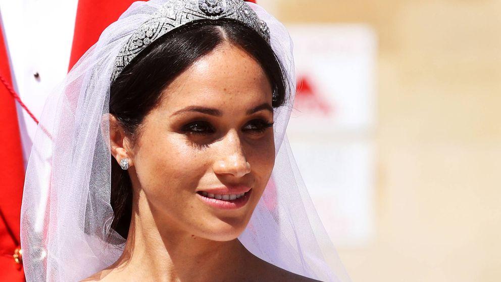 Cásate como una royal: la réplica de la tiara de Meghan Markle por solo 13 euros