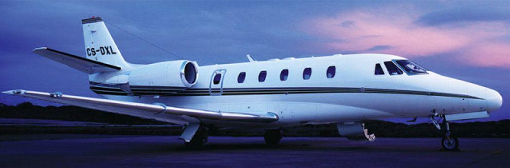 Foto: El 'contable de la Gürtel' pagaba el jet privado de Corinna para sus viajes de negocio y placer
