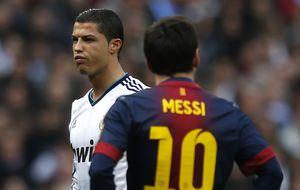Messi, Cristiano y Ribéry ya son los tres candidatos al Balón de Oro