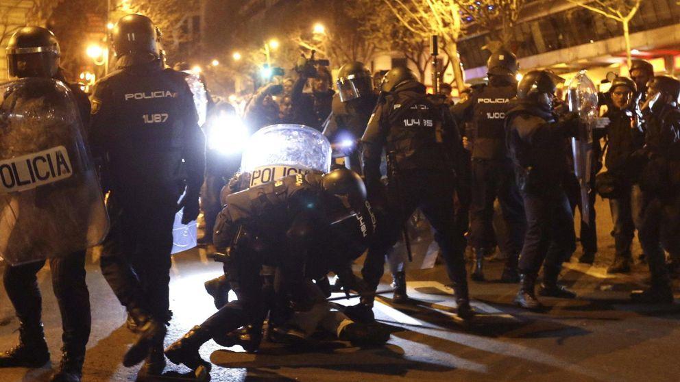 Interior intenta que las protestas de Barcelona no creen otro Gamonal
