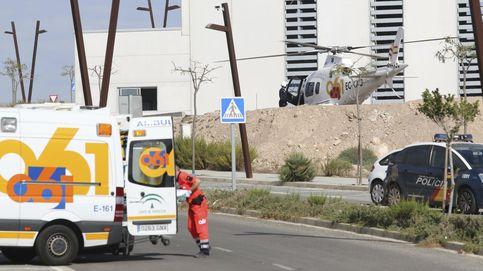 Muere un trabajador tras un accidente con una trituradora en Almería