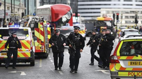 Todas las imágenes del tiroteo en Londres
