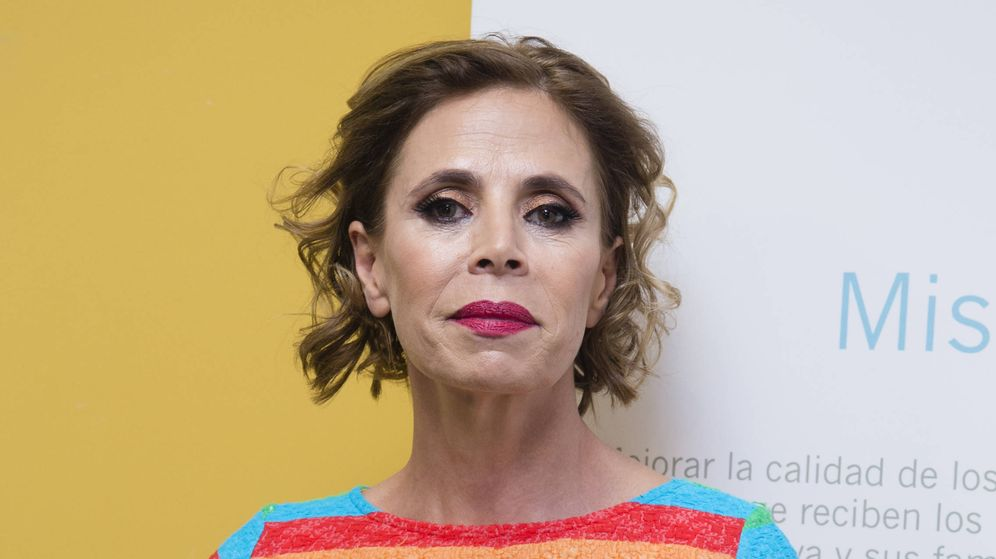 Foto: Ágatha Ruiz de la Prada en una imagen de archivo. (Gtres)