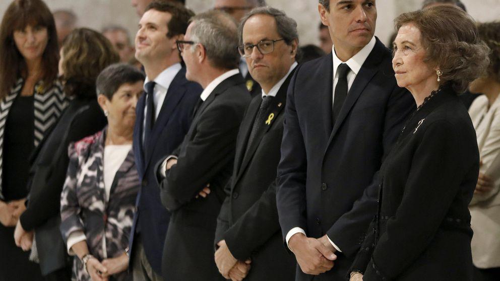 Indultos y autogobierno, las zanahorias de Sánchez al independentismo