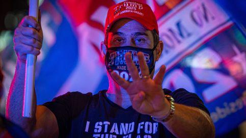 Elecciones EEUU, en directo |  La esperanza de un tsunami azul para Biden se desvanece