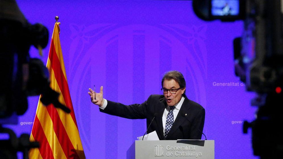 Foto: El presidente de la Generalitat, Artur Mas (Reuters)