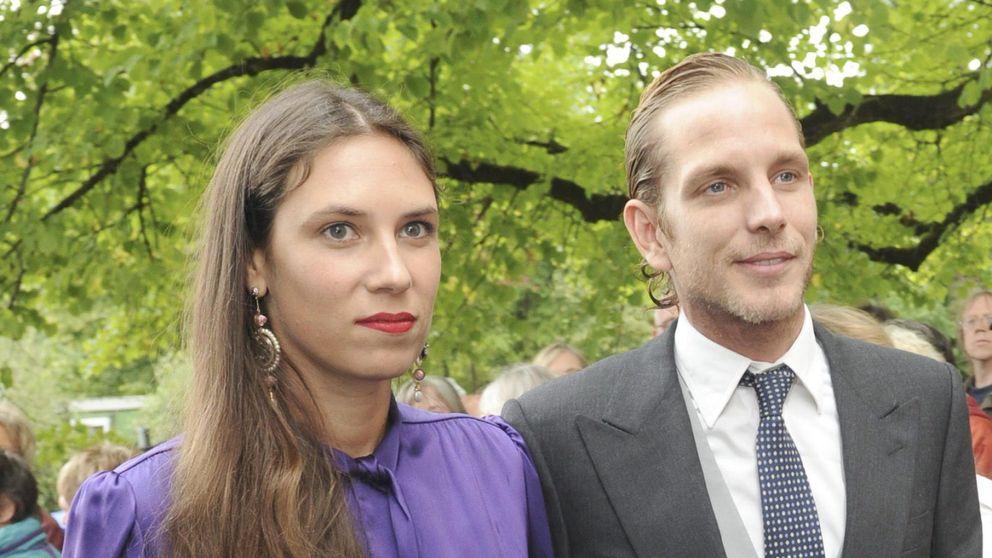 Andrea Casiraghi y Tatiana Santo Domingo dan la bienvenida a su segundo hijo