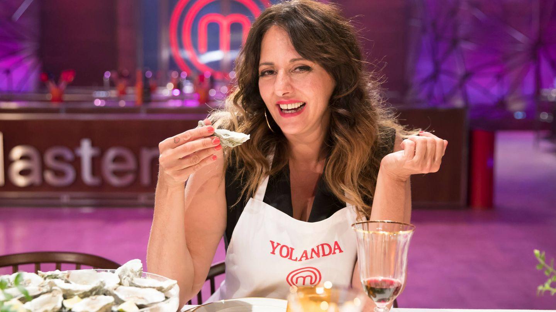 Yolanda Ramos, en 'MasterChef Celebrity'. (TVE)