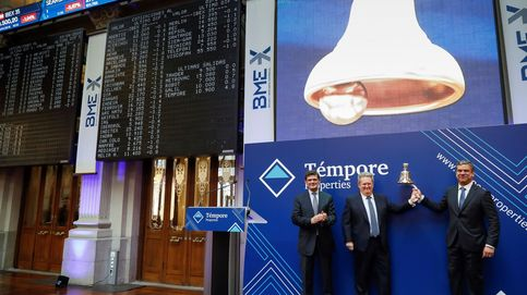 Sareb escuchará ofertas de cinco inversores por su socimi Témpore