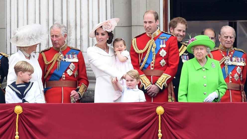 Kate Middleton, de un 'look' de 48.000 euros para una gala al 'reciclaje' para el cumpleaños de Isabel II