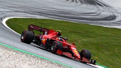 A Carlos Sainz se le atraganta el Red Bull (Ring): Me cuesta saber conducir este coche