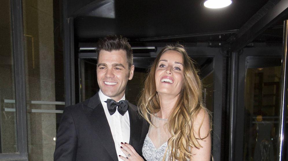 Foto: Fonsi Nieto y Marta Castro en una imagen de archivo. (Gtres)