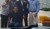 Noticia de Alejandro Agag, Colate y Rafael Chelala, un trío que 'triunfa' en Miami