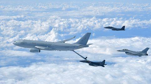 Seúl realiza disparos de advertencia tras una intromisión rusa en su espacio aéreo