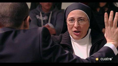 La Iglesia, contra Sor Lucía Caram por decir que la Virgen mantenía sexo