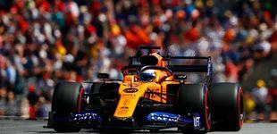 Post de Fórmula 1 en directo: Carlos Sainz, a por la remontada en el Gran Premio de Austria