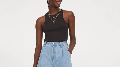 El pantalón vaquero corto y básico de H&M con el que lucirás una talla menos