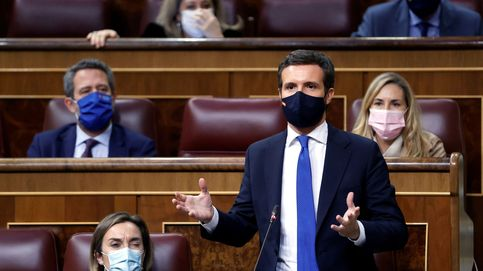 Casado acusa a Sánchez de ocultar el informe del Consejo de Estado sobre los fondos europeos