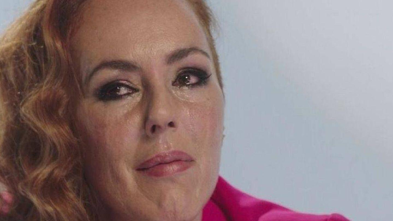 Rocío Carrasco, en el episodio 8 de su serie documental. (Mediaset)
