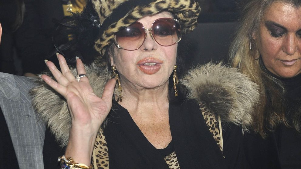 Muere Marujita Díaz a los 83 años