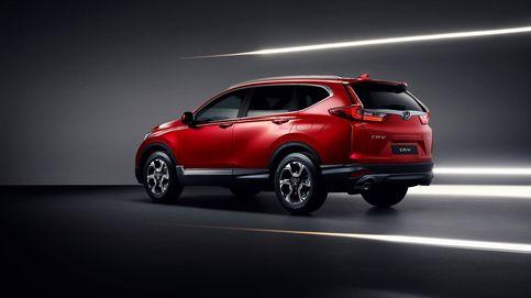 El nuevo Honda CR-V será único, más grande y tendrá una versión híbrida