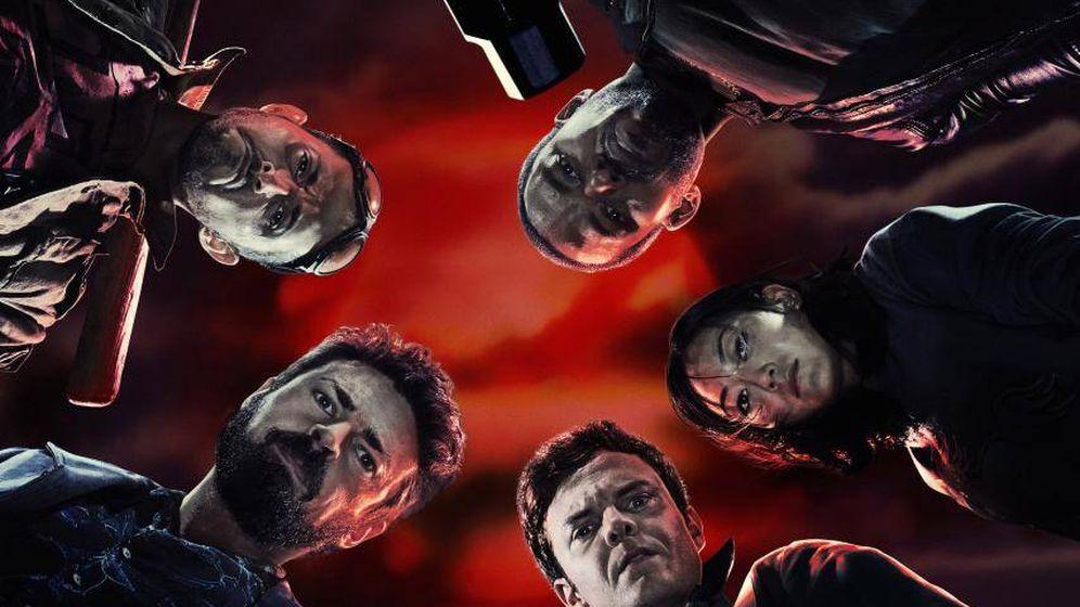 Foto: Imagen promocional de 'The Boys'. (Amazon Studios)