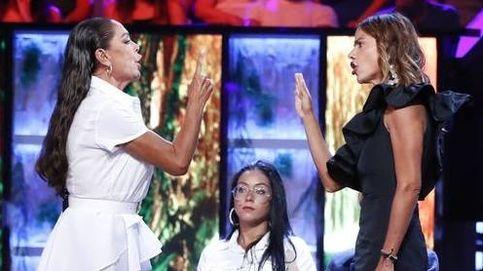 'Supervivientes' censura una bronca entre Pantoja y Mónica Hoyos en el debate final