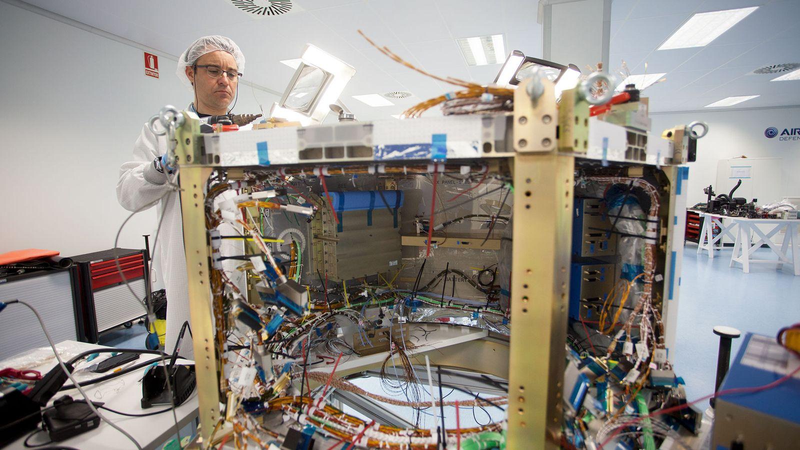Astronomía El Cazador De Planetas La Tecnología Española Que