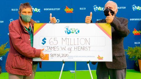 Un jubilado hace millonaria a su familia tras ganar la lotería: Que cada uno tenga su casa