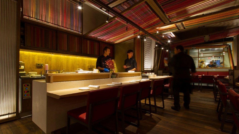 Imagen del restaurante Pakta, regentado por los Adrià. (EFE)