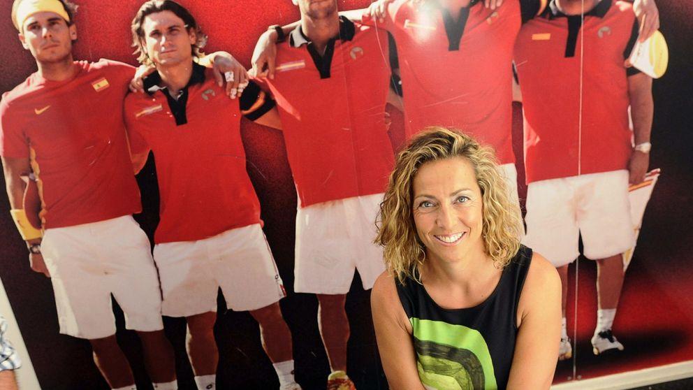 Al sainete del tenis español sólo le falta que Feliciano López suspenda su boda...