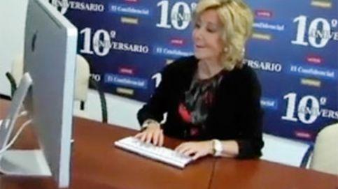 Encuentro digital con Esperanza Aguirre