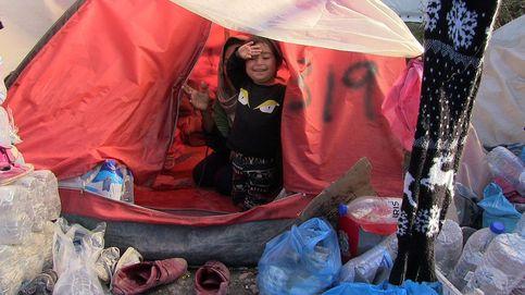 Aldeas Infantiles SOS detecta altos niveles de estrés y de angustia en los niños y las niñas de Lesbos