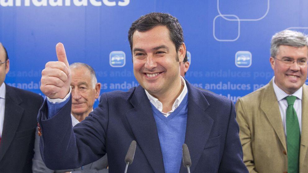 El aspirante a presidir el PP andaluz hinchó su currículo universitario