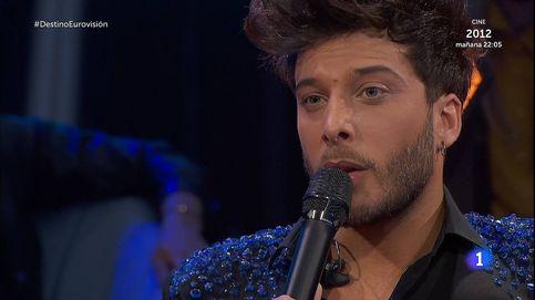 Blas Cantó no aguanta y se rompe en 'Destino Eurovisión' por el tema 'Voy a quedarme'