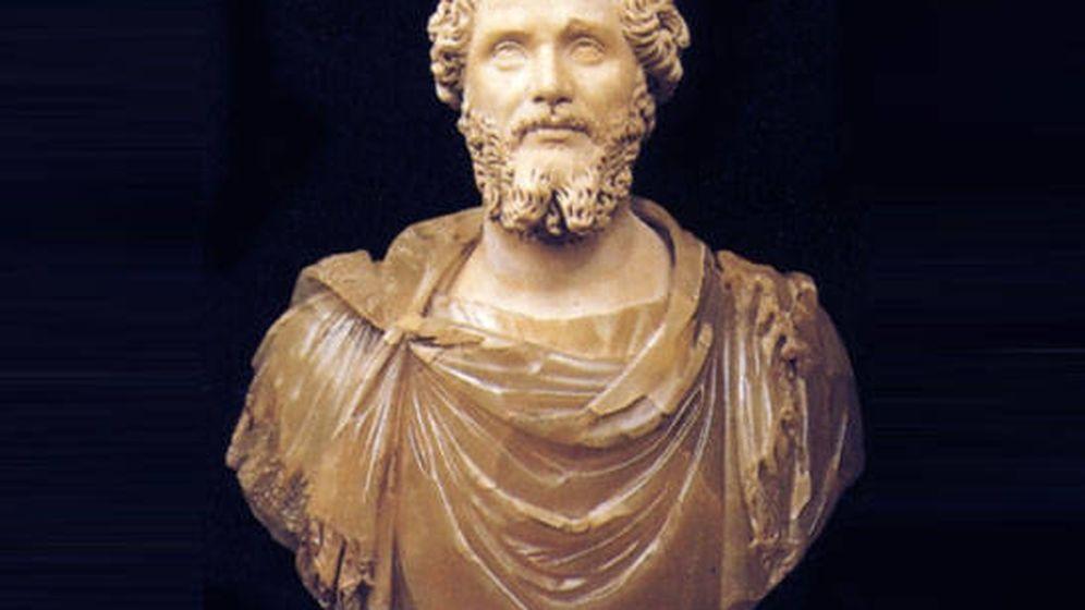 Foto: Busto de Septimio Severo (Foto: Musei Capitolini)