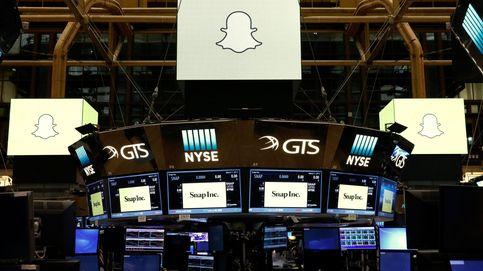 El renacer de Snapchat: sube un 630% desde mínimos de 2020 y vale el doble que Twitter