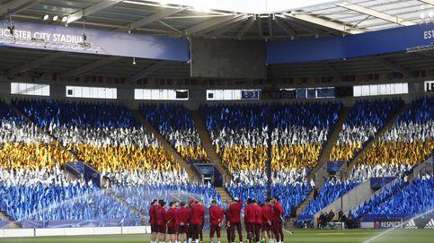 El Leicester se prepara para el partido más grande de su historia